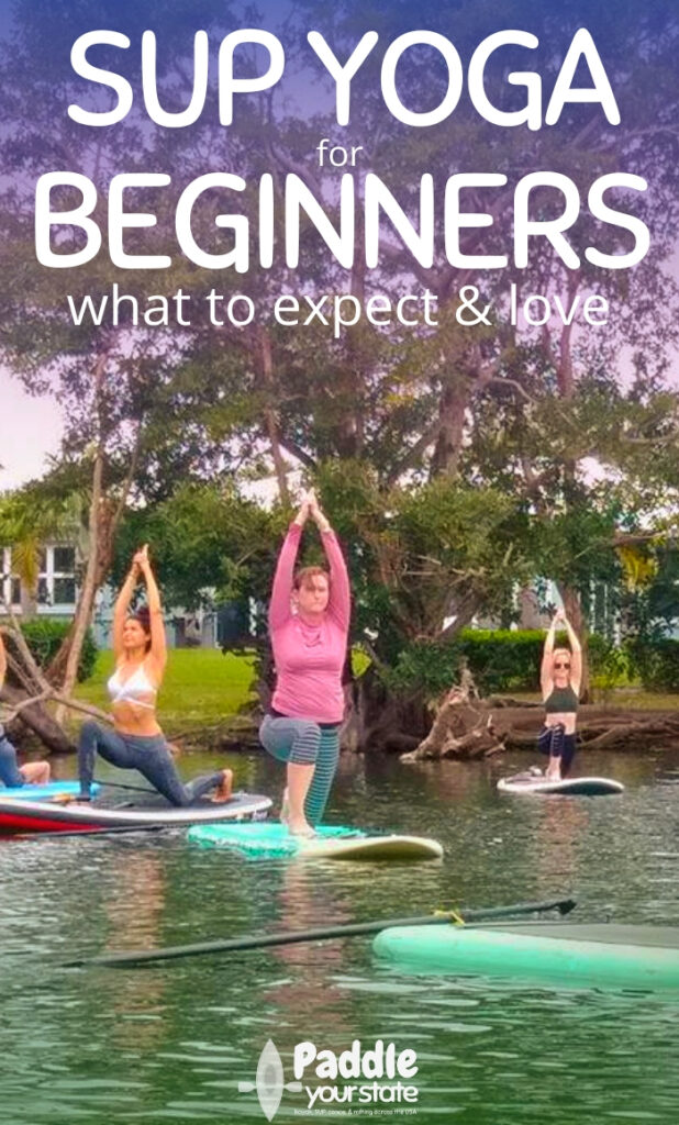 SUP Yoga for Beginners