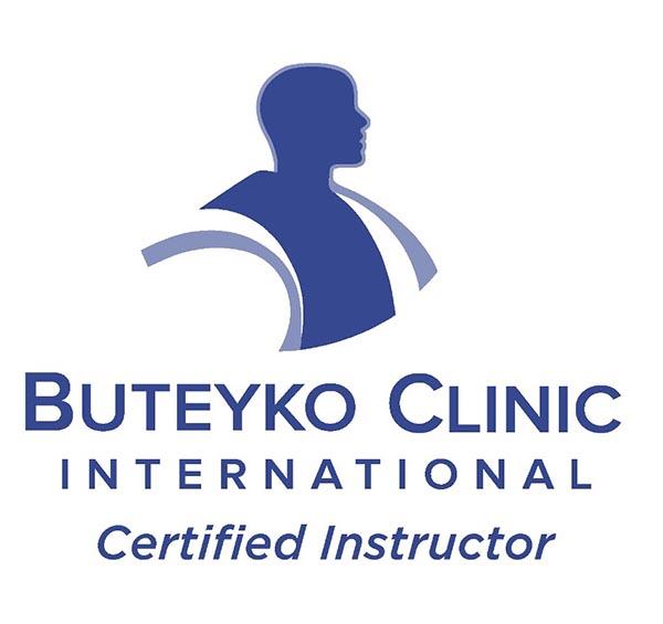 buteyko clinic international certified instructor